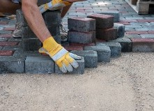 Laying Blocks, Block Paving in Spalding, Lincolnshire